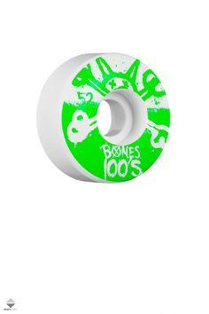Bones Wheels BN100 52