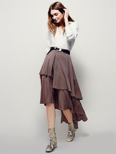 Clancy Skirt