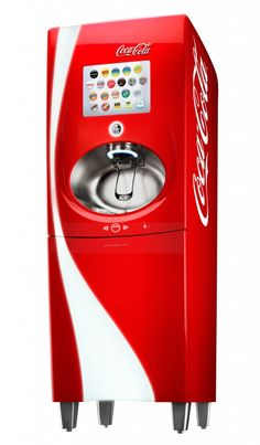 Coca-Cola Freestyle Machine new to Royal Caribbean Cruise Lines....Majesty of the Seas was first in June of this year.