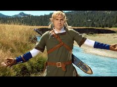 ian is perfect for link and i love this rap it is so true. watch it on youtube guys!