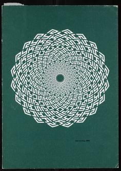 Jurriaan Schrofer - Jaarverslag RPS, 1969