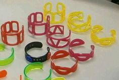 Lasercut bangles