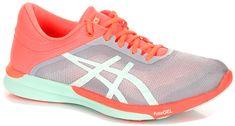 Nowy model od ASICS dedykowany jest miejskim biegaczom, dla których bieganie ma być urozmaiceniem sportowego trybu życia. System fuzeGEL™ w przedniej częścią buta gwarantuje...