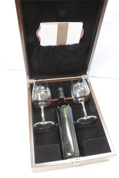Wine Box Wedding Ceremony Set - Wedding Unity Ceremony - Personalized Wedding Unity Ceremony - Love Letter Ceremony - Romantic Wedding