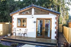 Case Study - Project based in Somerset - Granny Annexe Woodworking Projects Diy, Somerset, Beautiful Homes, Gazebo, House Plans, Sweet Home, New Homes, Home And Garden, Exterior