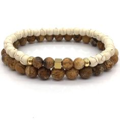Designs Jewelry by CUPHERS Simple Fashion Couples Distance Bracelet Natural stone charm Beads Bracelets for Women Men Lovers Jewelry Gift Pulseras - Brand Name: NEWELRY Bohemian Bracelets, Bracelets For Men, Beaded Bracelets, Charm Bracelets, Bangles, Lava Bracelet, Stone Bracelet, Bracelet Men, Aliexpress