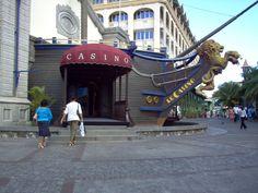 Le Caudan Waterfront Casino in Port Louis, Mauritius - 2015
