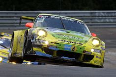 Indestructable: Manthey-Porsche 997, winner of the 2011 24h race