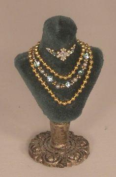 Necklace Display #68 by Lori Ann Potts