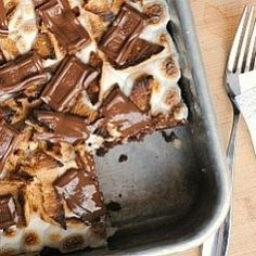 S'mores Brownies...ready in 30!