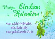18.8 meninové priania Elenka, Helenka Birthday Wishes, Funny, Blog, Special Birthday Wishes, Funny Parenting, Blogging, Hilarious, Birthday Greetings, Birthday Favors