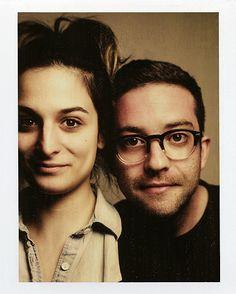 Gabe Liedman & Jenny Slate ~ The Super Serious Show   Mandee Johnson