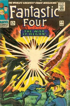 Last post, I wrote about how Stan Lee and Jack Kirby position the audience in Fantastic Four Today, I want to expand upon that discussion some and examine the ways that readers responded t… Marvel Lee, Marvel Comics, Silver Age Comics, Jack Kirby, Stan Lee, Comic Book Villains, Comic Books, Story Arc, Fantastic Four