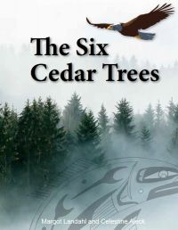 What lessons can we learn from our Coast Salish animals? This is the question Eagle explores as he settles in a tall grove of cedar trees nestled in the corner of a school playground. The Six Cedar Trees allows readers to understand the characteristics and habits of six Coast Salish animals and how these teachings can help them develop a deeper understanding of themselves.Cultural edits by Celestine Aleck and Terri Mack. ( Kids Books - The Six Cedar Trees, Date Released: 2017, Authentic…