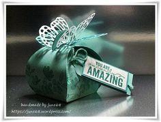 Curvy Keepsake Box meets Butterflies Thinlits .....