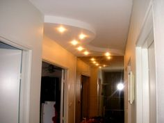 modern false ceiling designs for hall with false ceiling spotlights