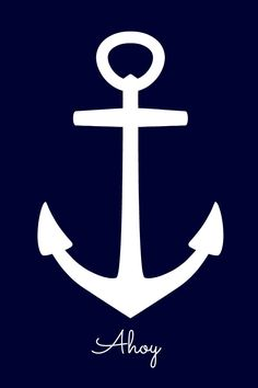 Free iPhone backgrounds! The Diary of a Real Housewife: Free Nautical Theme iPhone Wallpaper #free #iPhone #navy