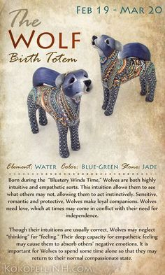 Are you the Loyal Wolf? Native American Birth Totem and Wolf Symbolism. Kinda cool, its my spirit animal and my birth totem Native American Wolf, American Indians, Native American Zodiac Signs, Native American Symbols, Native American Sayings, Native Symbols, Native American Spirituality, Wolf Symbolism, Animal Symbolism