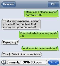 Awkward, mom... Epic, daughter! - - Autocorrect Fails and Funny Text Messages - SmartphOWNED