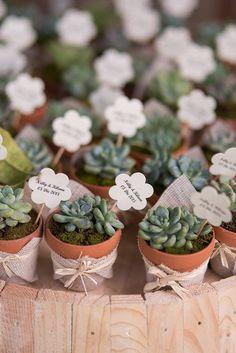Romantic Spring Wedding on a Budget | Wedding Favors | Pinterest ...