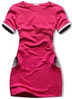 Kliknij na zdjęcie, aby je powiększyć High Neck Dress, Rompers, Fitness, Casual, Dresses, Fashion, Tunic, Turtleneck Dress, Vestidos