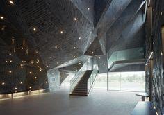 Chiaki Arai's Niigata city Konan Ward Cultural Center