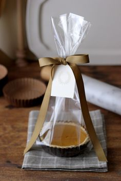 One of my favorite things to stock in my store are items that professionals use that aren't typically available to consumers.  It is usually these simple, classic products that create the most beautiful, bakery worthy treats - like these Petite Tart Pans.  They are made of a thick brown kraft paper, but are safe to bake in and disposable.  For Valentine's Day, I made them into sweet little Love Bugs.  A DIY post is coming soon! Other Recipe Links :  Chocolate Chip Cookie Pies Salted Caramel…