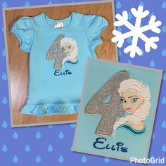 Birthday shirt for Ellis!