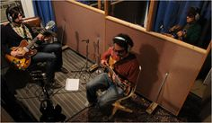 Brooklyn Music Studio Carries On After Burglary - The New York Times