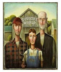 Tim Zeltner - Country World (80 pieces)
