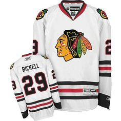 Bryan Bickell jersey-80% Off for Reebok Bryan Bickell Authentic Men's Jersey - NHL Chicago Blackhawks #29 White Away from official Reebok NHL Chicago Blackhawks Shop. Same Day Free Shipping all the time, hurry to order it.