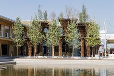 Galeria - Expo Milão 2015: Pavilhão do Vietnã / Vo Trong Nghia Architects - 6