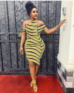 Ankara Styles 2019 Unique Ankara Styles for Ladies - DeZango FacebookTwitterWhatsAppAddThis