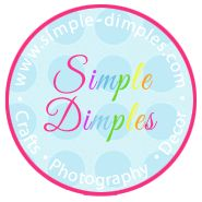 Simple Dimples - great blog with organization, home ideas