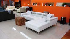 Fotogalerie - Showroom Brno - Sofaland Showroom, Couch, Furniture, Home Decor, Sofa, Sofas, Home Furnishings, Interior Design, Home Interiors