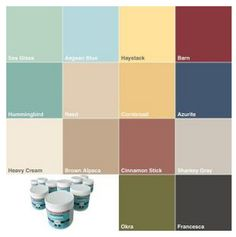 Martha Stewart Living Tester Sampler Interior Latex Paint 14 Pack At The Home Depot Mobile