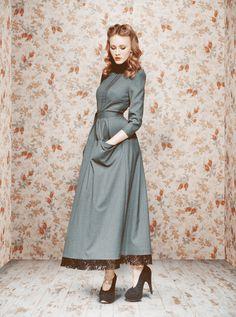 ULYANA SERGEENKO F/W 2011-2012 Lookbook on Behance
