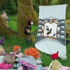 Teatro delle ombre Moulin roty: Amazon.it: Giochi e giocattoli