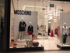 #Moschino #DubaiMall #April2014