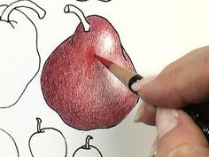 The colored Pencil: Getting Started with Janie Gildow. Teaches how to use the colored pencils ant the different techniques