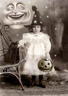 vintage halloween tbhs