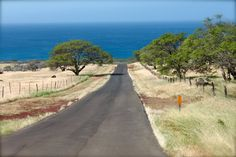 The Big Island of Hawaii 2011. A view on the West Coast of the island. Great drive!