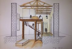 #Loft  #Chile #Restauracion #Restoration #Arquitectura #Architecture