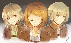 From left to right, the wonderful ladies displayed are Hitch Dreyse, Petra Ral, and Rico Brzenska.