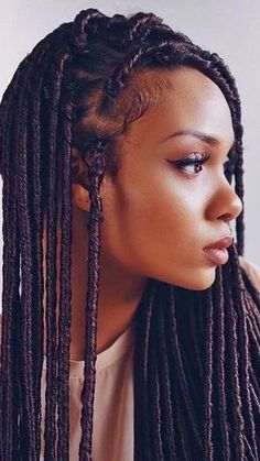 Vacation hair inspo! Faux locs