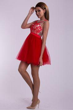 125c22cc77 sukienka model red yournewstyle dresse evening dresses YourNewStyle
