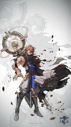 The God of Magic - Shea'hazmen