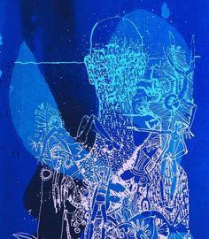 Arone Meeks Australian Painting, Night, Artwork, Work Of Art, Auguste Rodin Artwork, Artworks, Illustrators