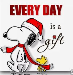 Everyday were given is truly a gift from God! So thankful!