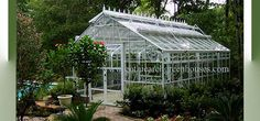 15' x 20' AC Garden Greenhouses